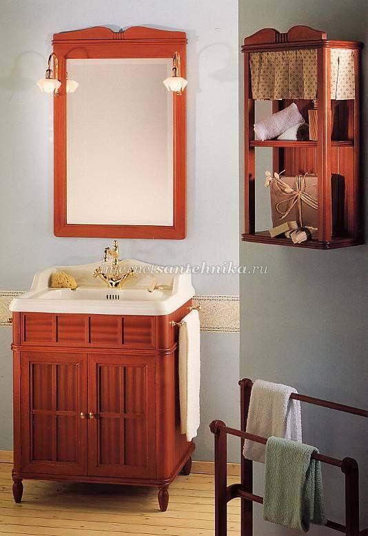 Eurodesign Green Roses мебель для ванной комнаты цвета красное